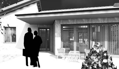 Biatorbágy lakóépület - interaktív 3D modell