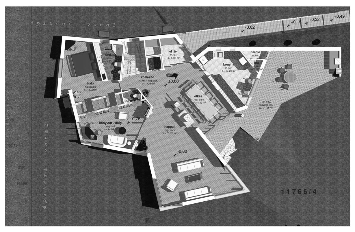 Álomház - Álomkert 2005/ tavasz